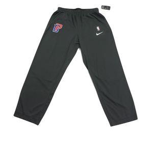 New Nike Mens 2XL Tall Detroit Pistons Sweatpants
